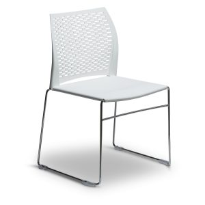net visitor chair by eccosit