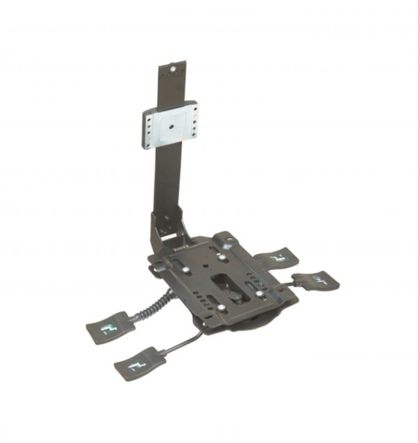 3 lever ratchet with slider for office chair