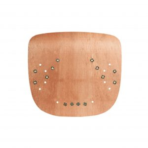 609 plywood seat