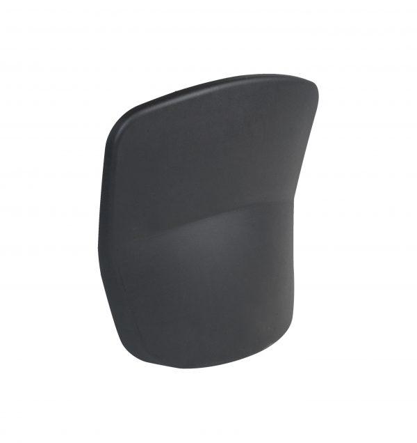 novetta medium back outer chair component